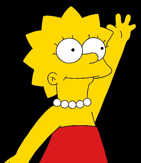 Lisa Transparent Free PNG