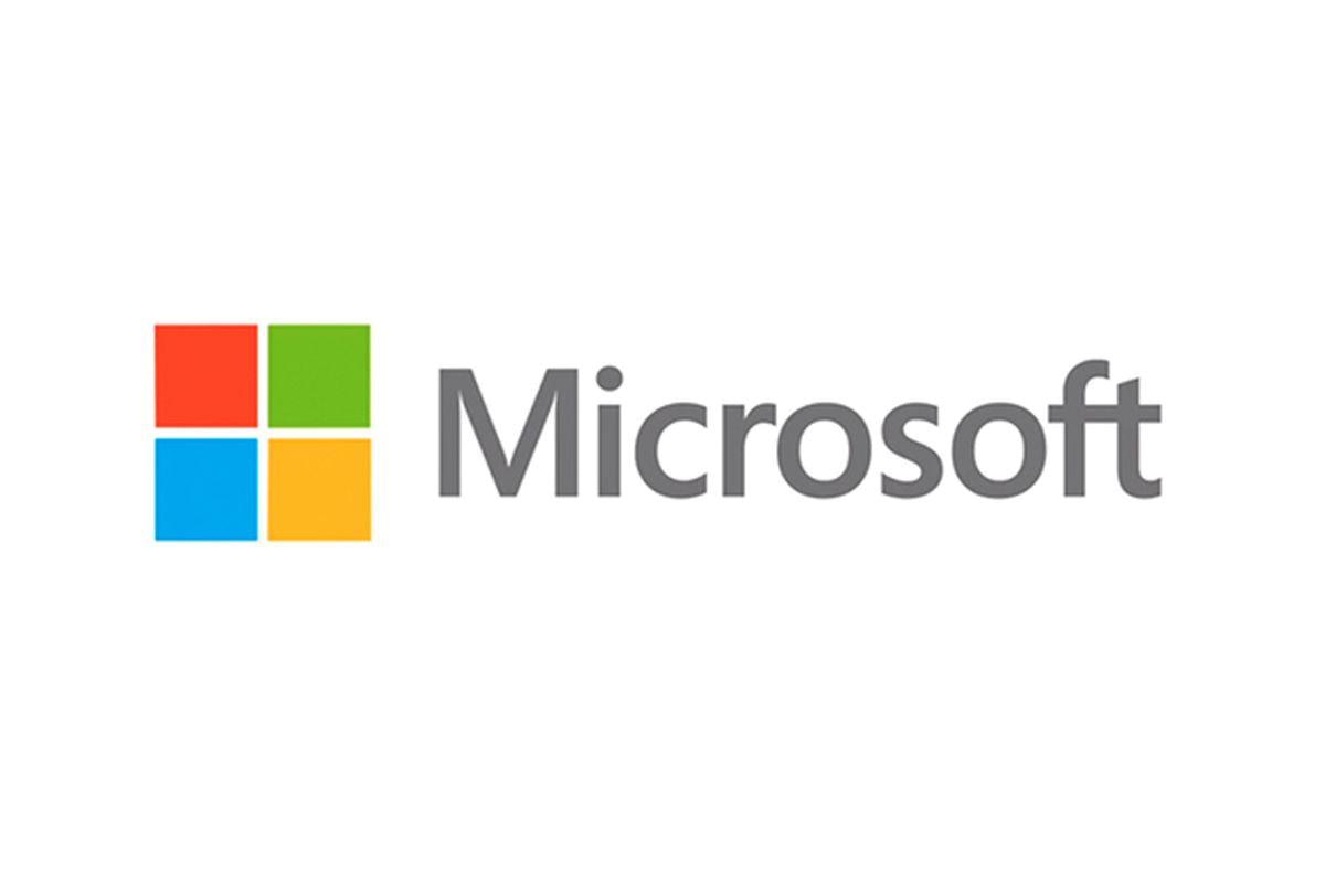 Microsoft Logo Transparent PNG