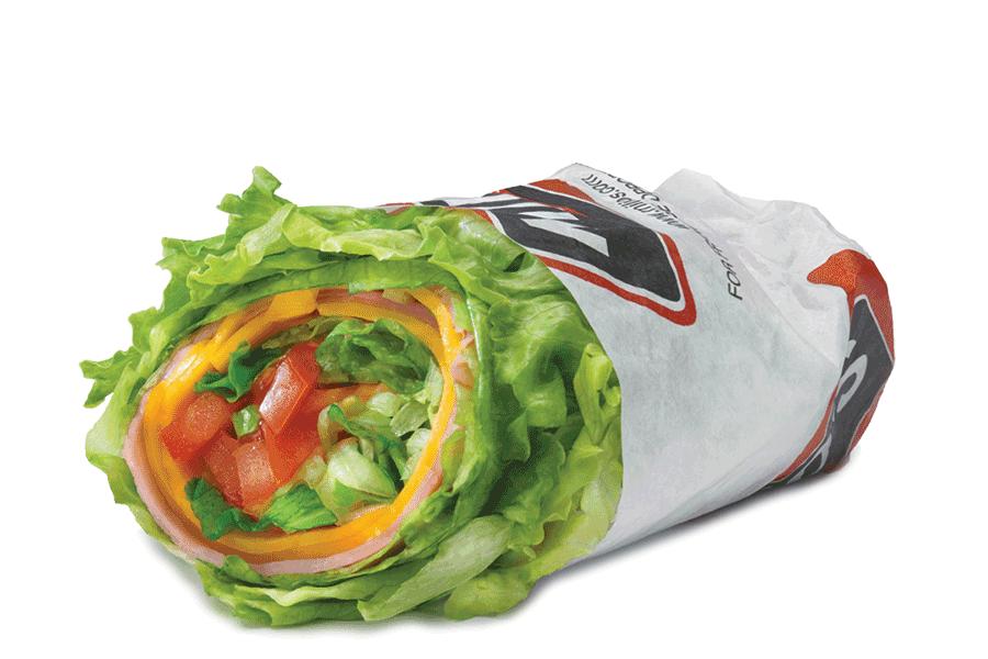 Wrap Sandwich Transparent Image