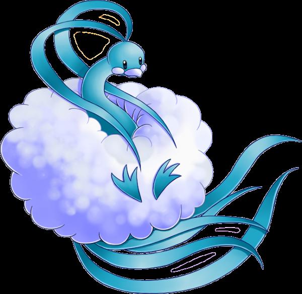 Altaria Pokemon PNG Free File Download