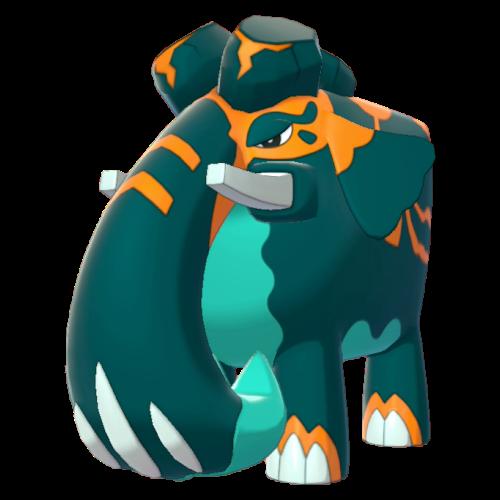 Copperajah Pokemon PNG HD Images
