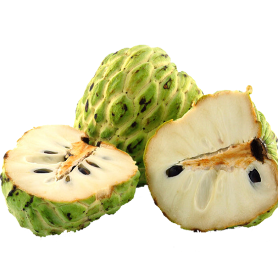 Custard Apple PNG Clipart Background