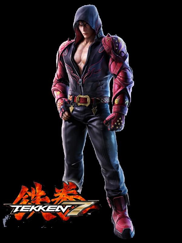 Tekken PNG Background
