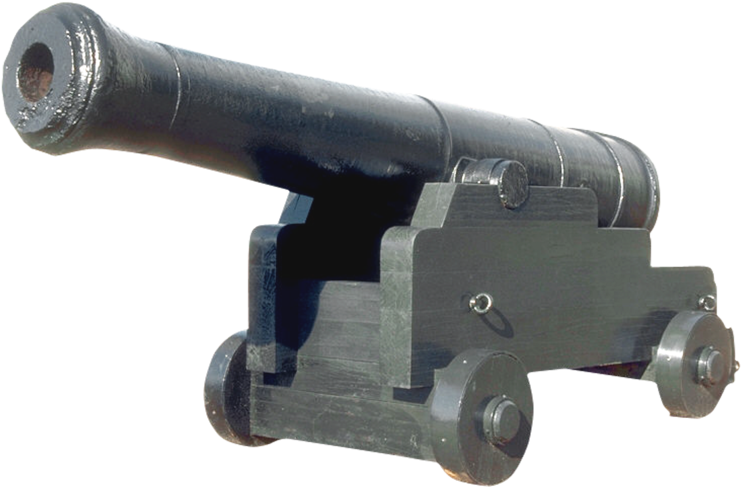 Cannon PNG Pic Background