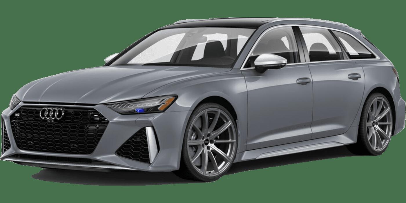 Audi RS6 Transparent Images
