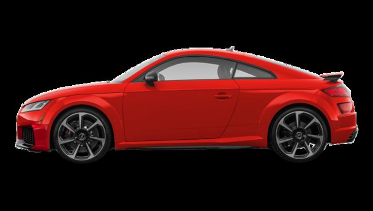 Audi TT Transparent Background