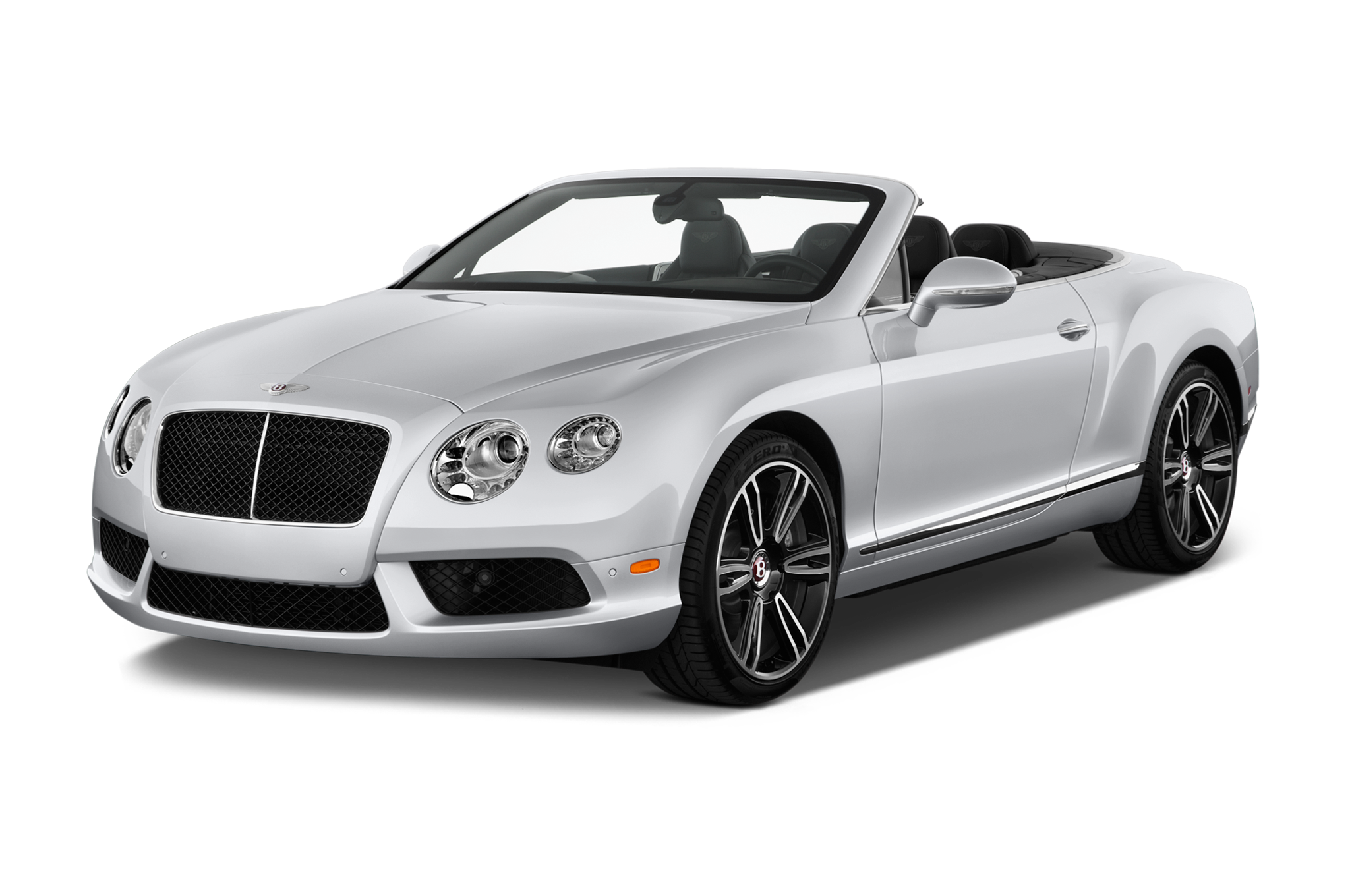 Bentley Continental GT Convertible PNG HD Quality
