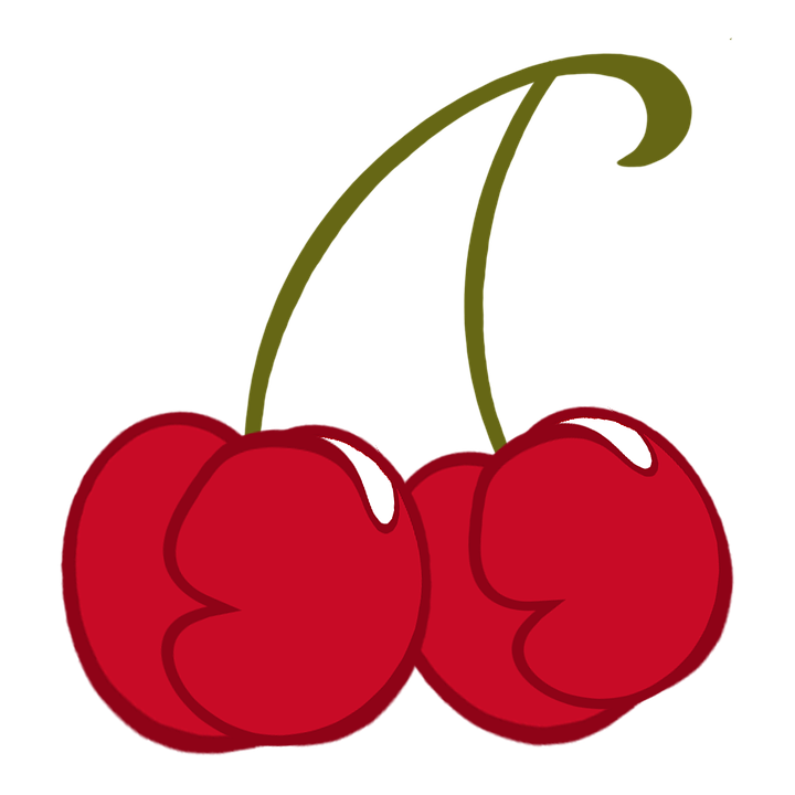 Cherry Aesthetic PNG Photo Image