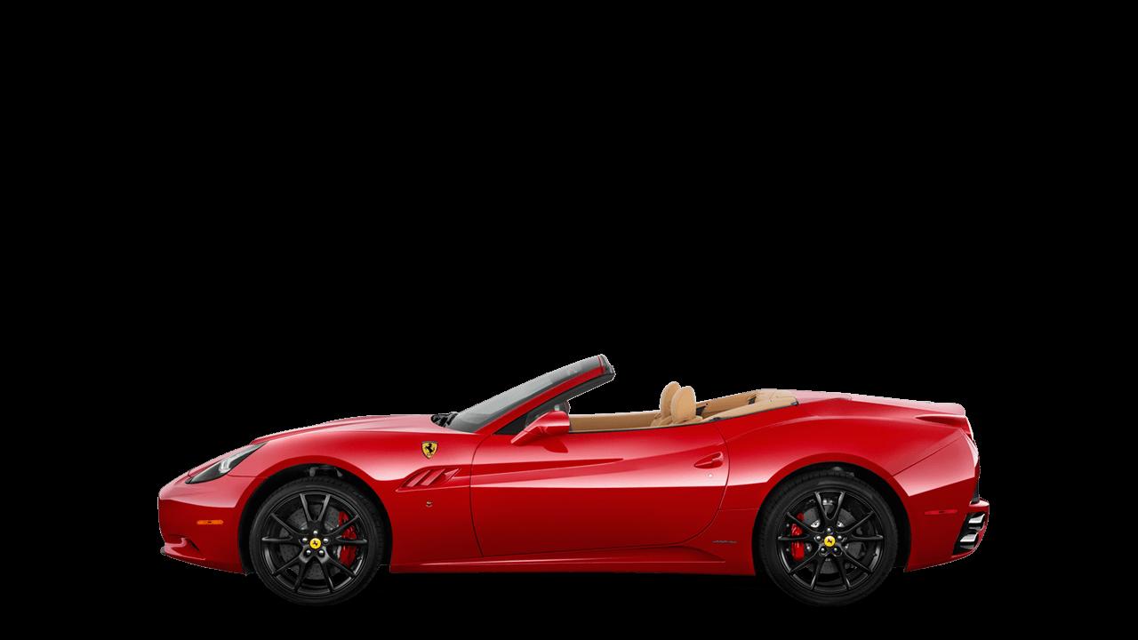 Ferrari California PNG Background