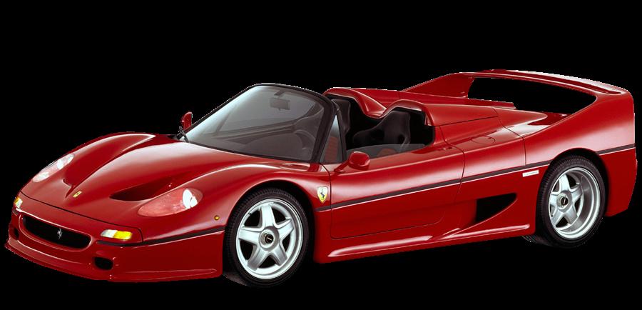 Ferrari F50 Free PNG