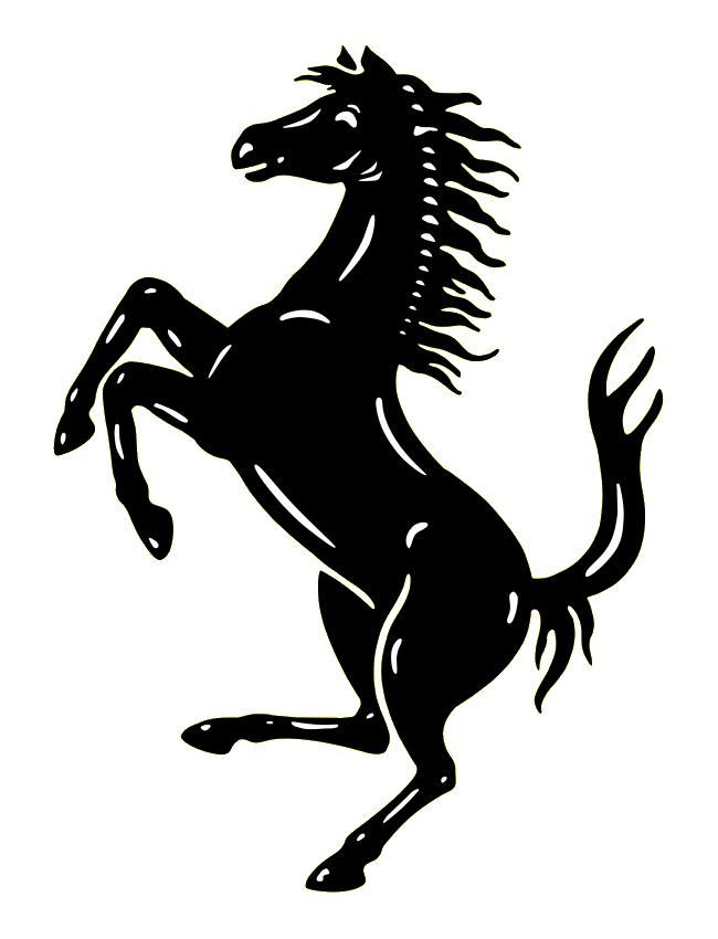 Ferrari Logo PNG Free File Download
