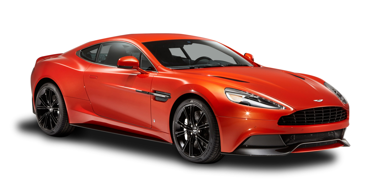 Aston Martin PNG Pic Background