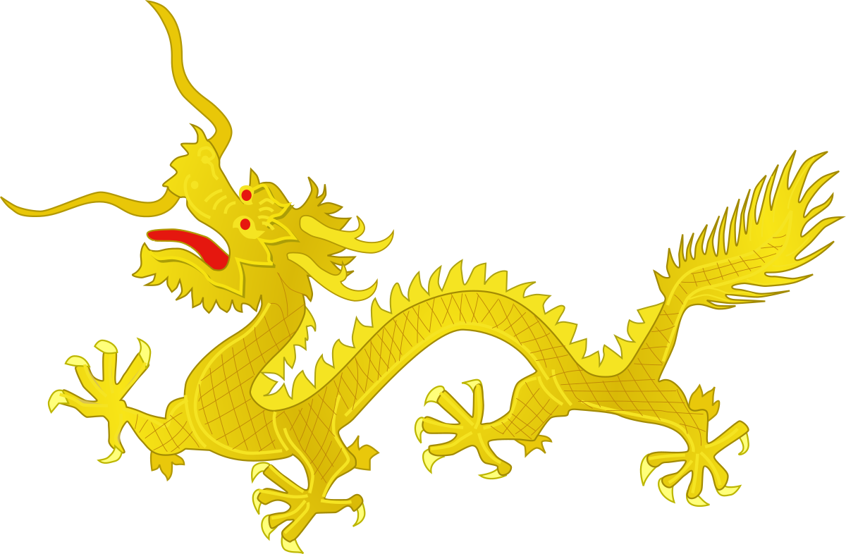 Chinese Dragon PNG HD Quality