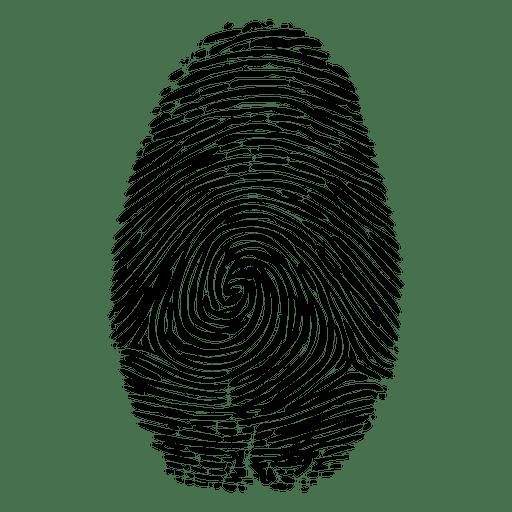 Fingerprint Transparent PNG