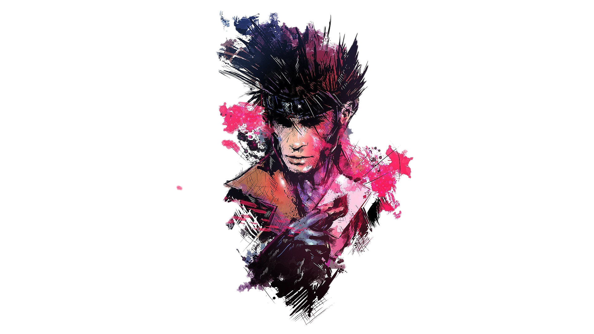 Gambit No Background
