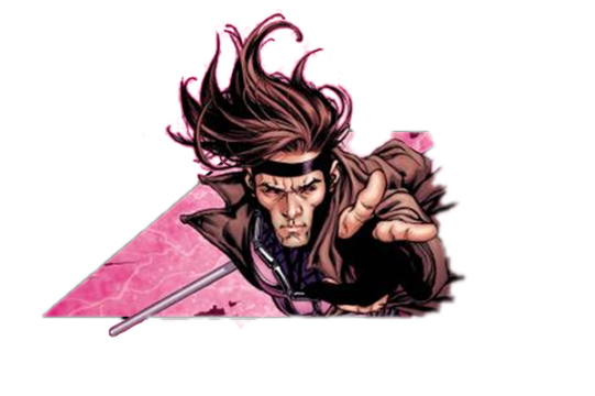 Gambit PNG Photo Image