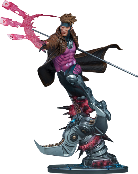 Gambit PNG Photos