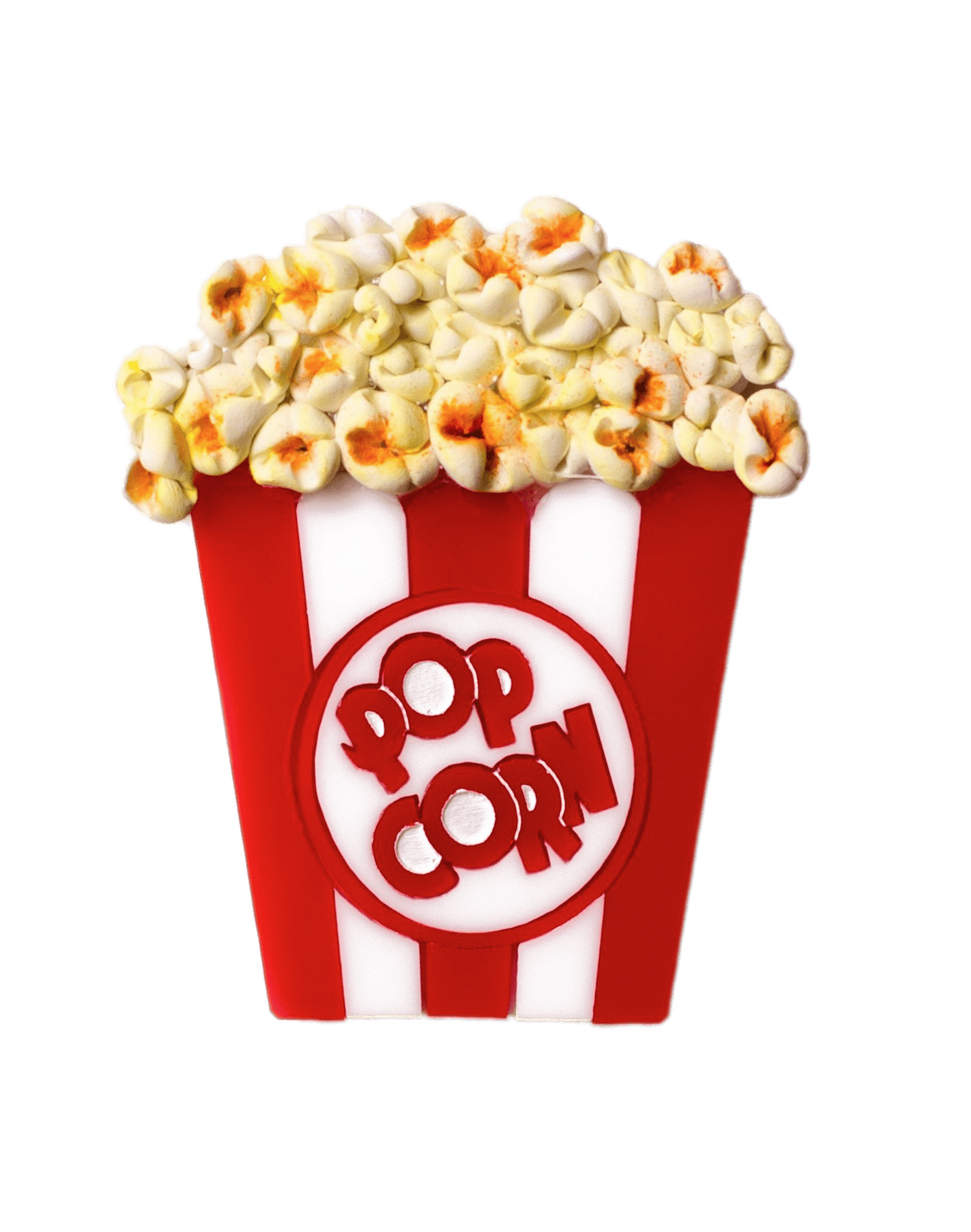 Popcorn Transparent File