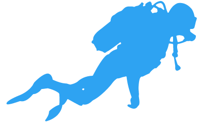 Underwater Diver Transparent PNG