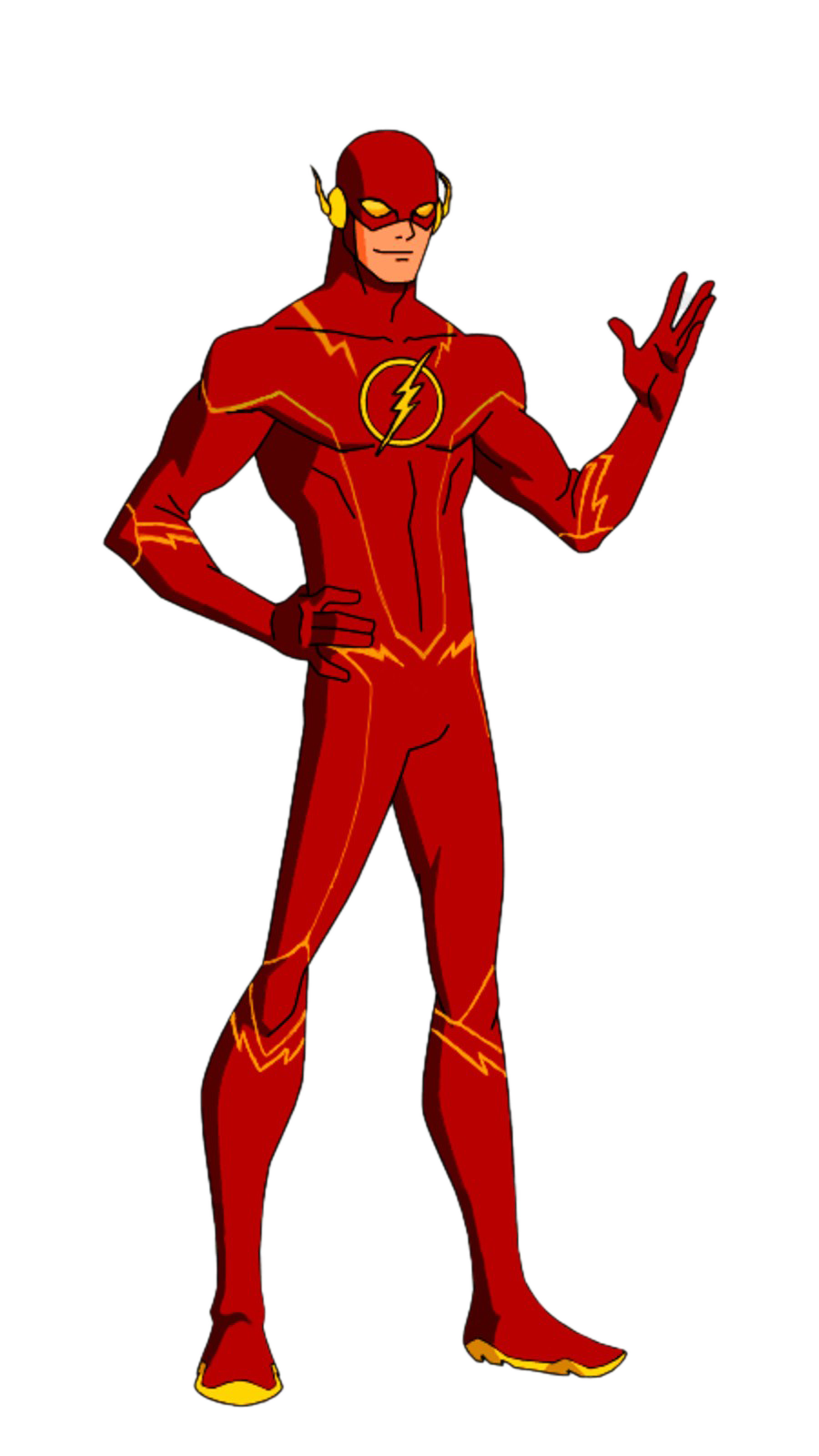 Wally West Download Free PNG