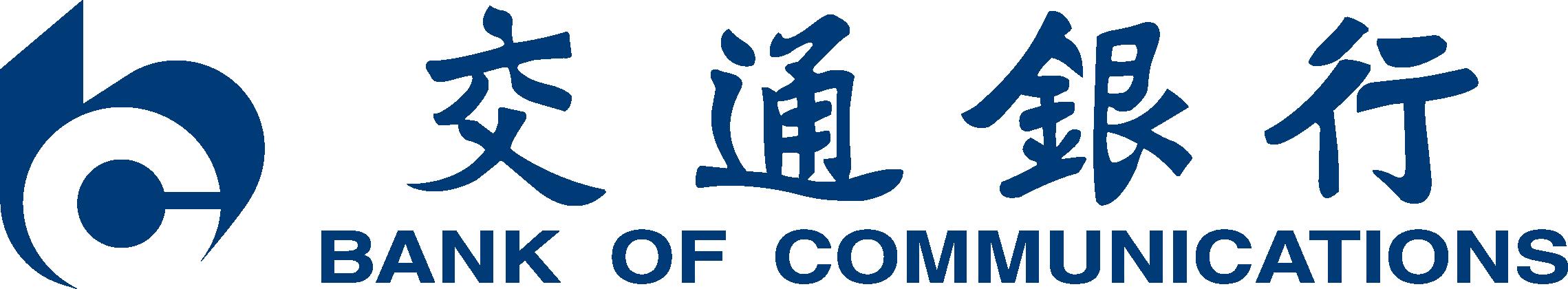 Bank of Communications Logo Background PNG Image