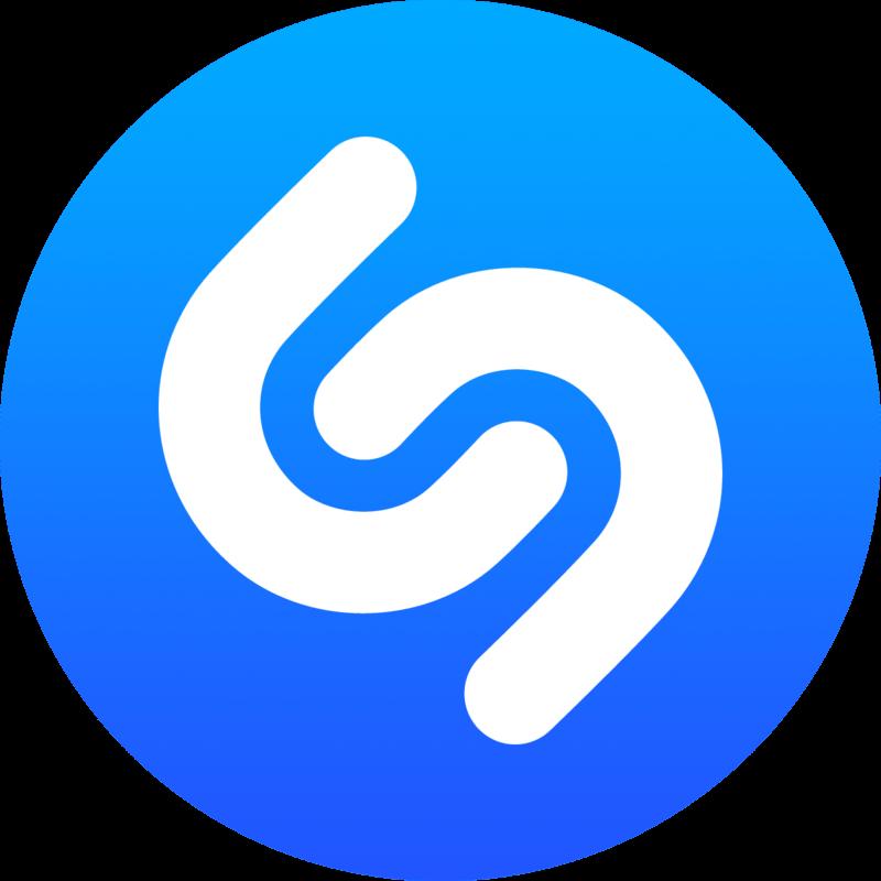 Shazam Logo Transparent Background