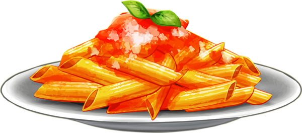 Pasta PNG HD Quality