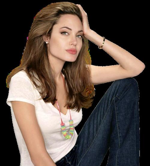 Angelina Jolie PNG Photos
