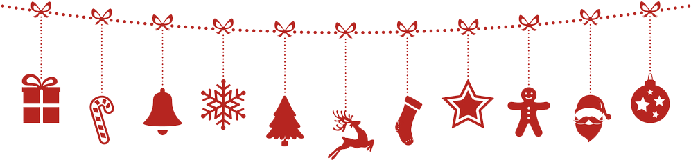 Christmas Lights Decoration Gifts PNG