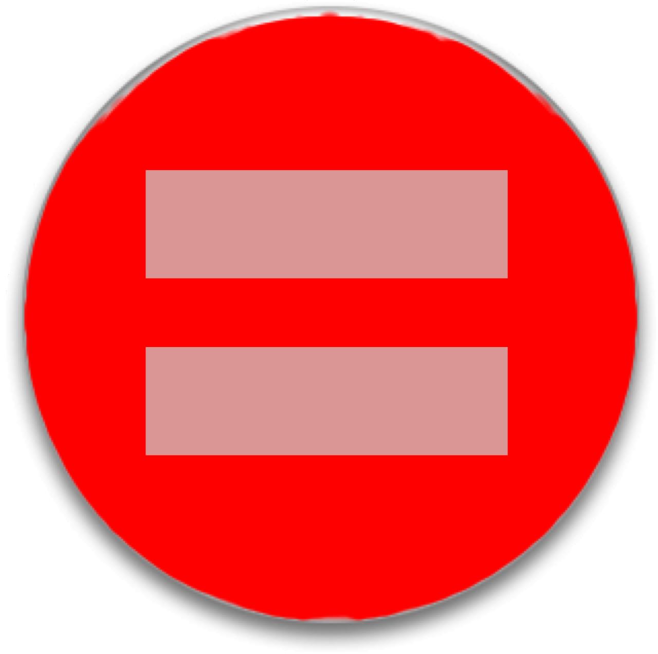 Equals Symbol Transparent Image