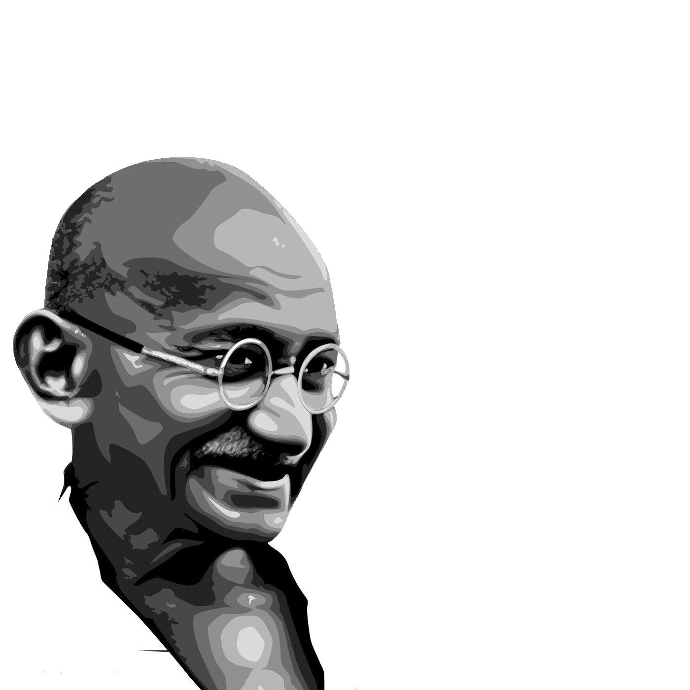 Mahatma Gandhi Transparent Images