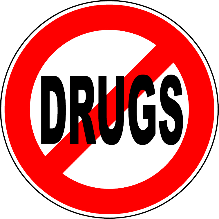 No Drugs PNG Photos