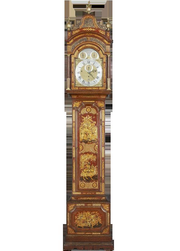 Antique Big Clock Transparent PNG
