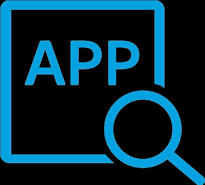 Application Computer Logo Transparent PNG