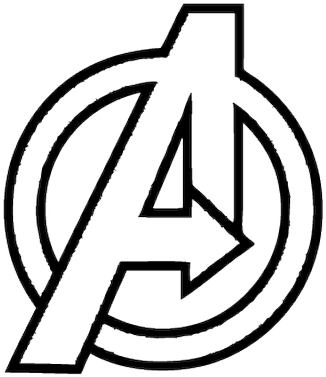 Avengers Movie Logo PNG