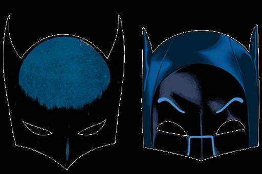 Batman Mask Transparent PNG