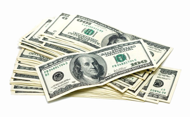 Dollar PNG Clipart Background