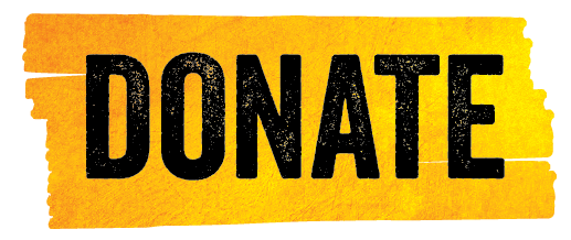 Donate Yellow Button PNG