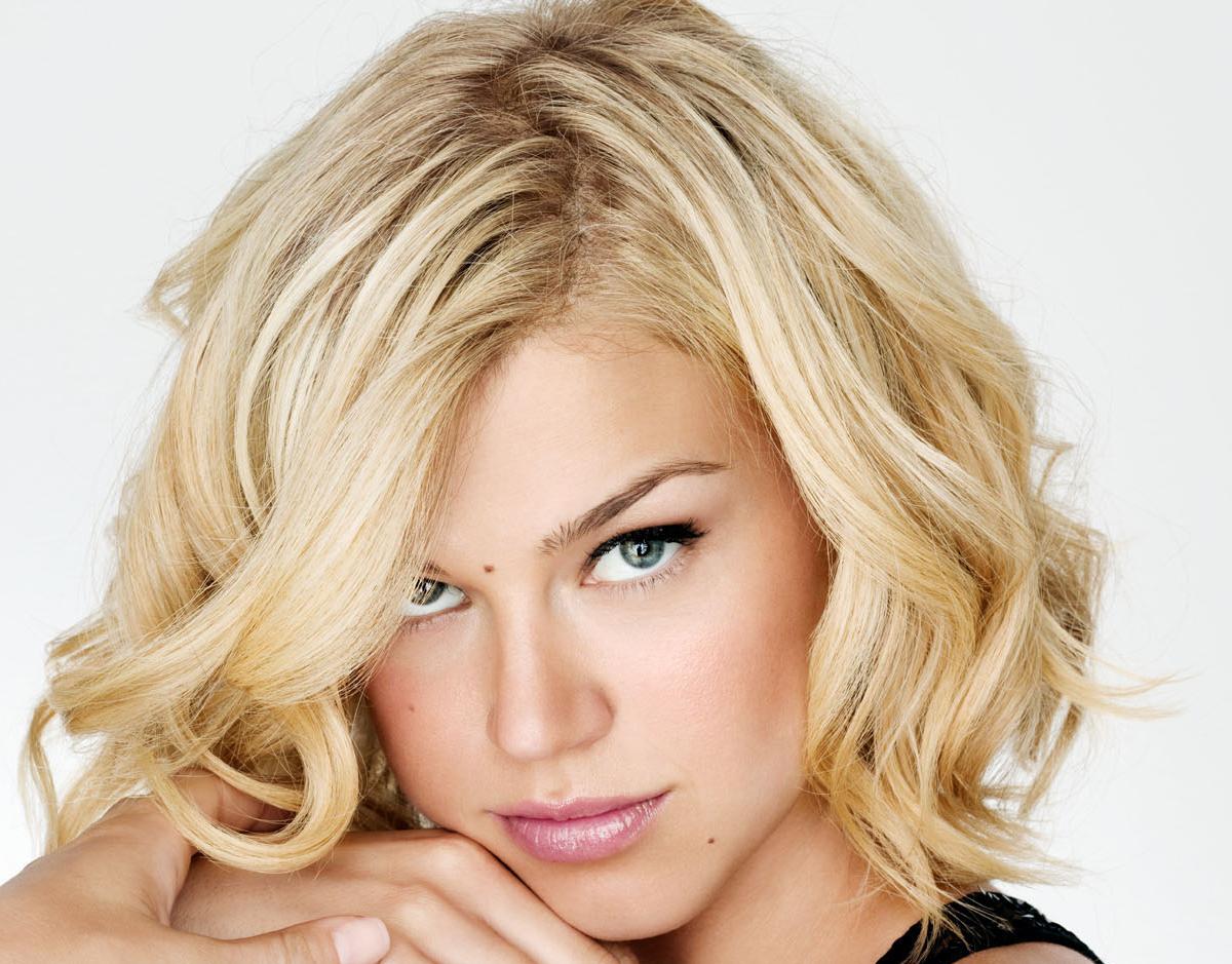 Blonde Transparent Background