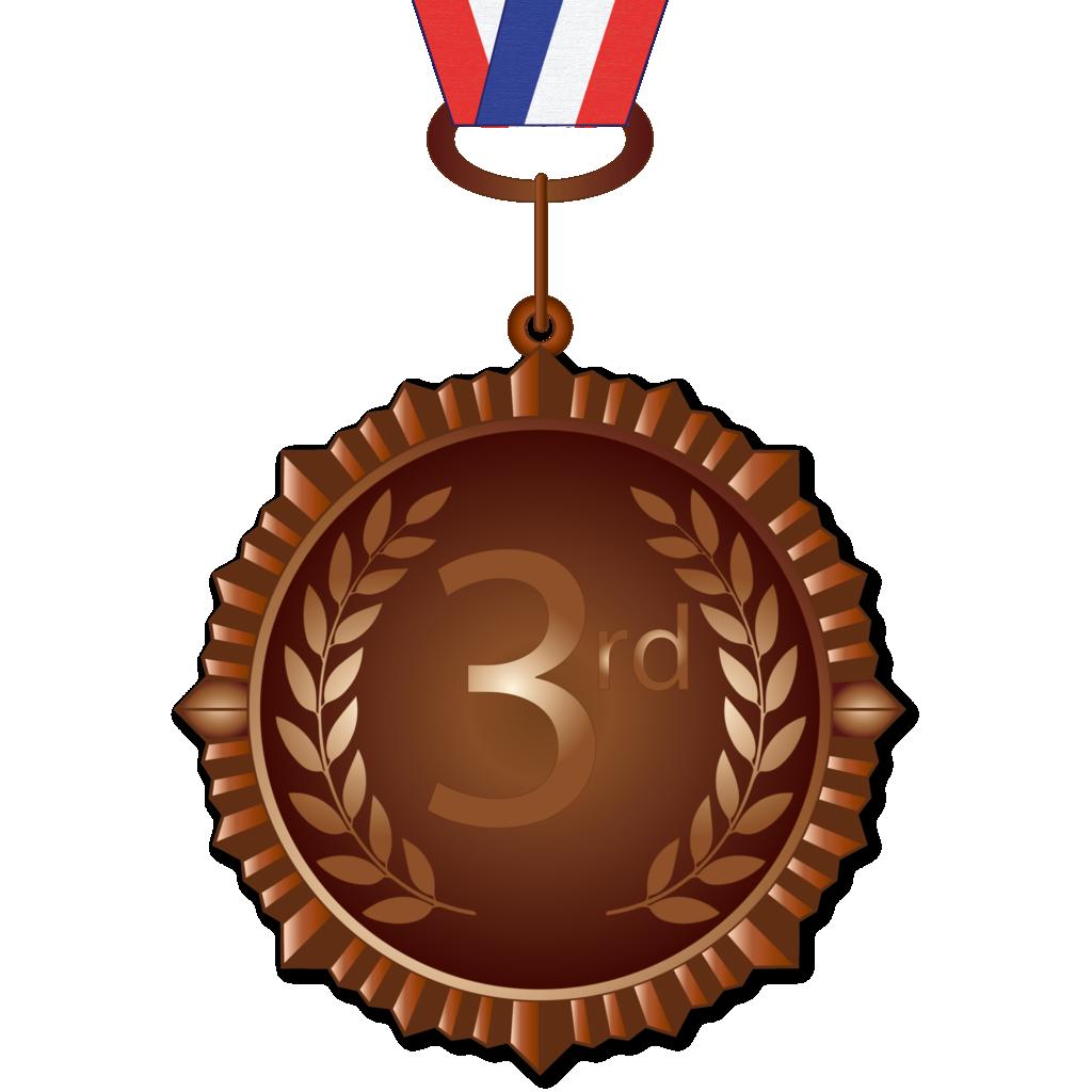Bronze Medal Transparent PNG
