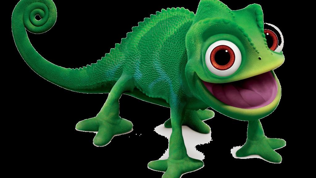 Chameleon Transparent PNG