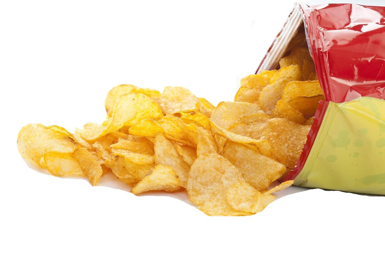 Chips No Background