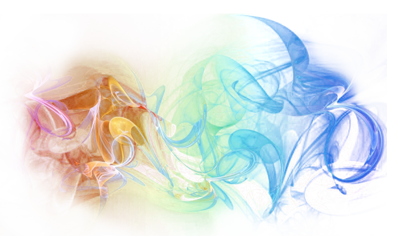 Colored Smoke Background PNG Image