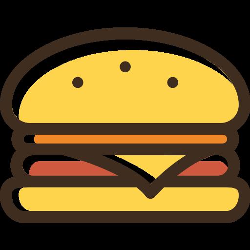 Hamburger Logo Transparent Background