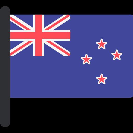 New Zealand Flag Transparent Background