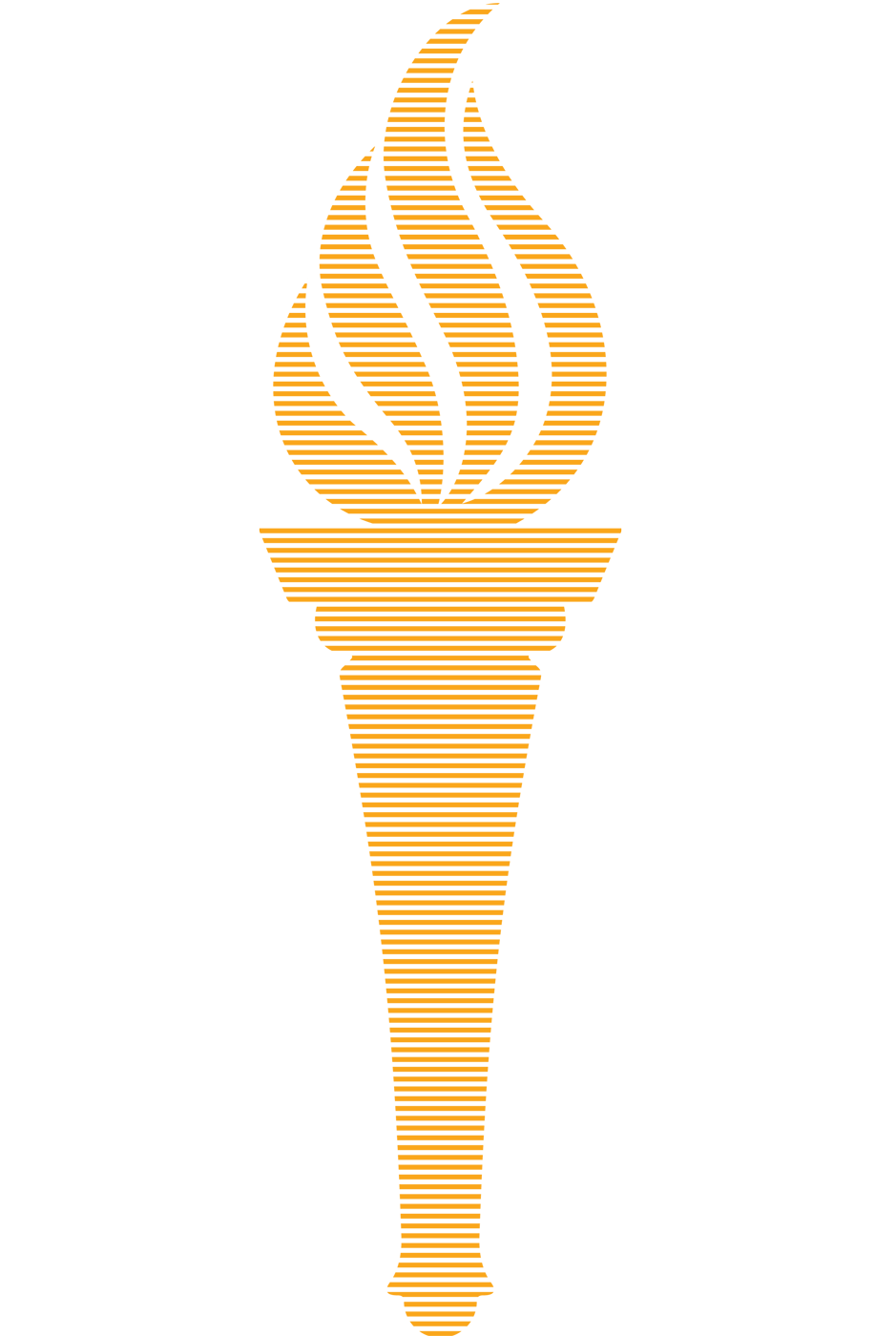Olympic Torch No Background