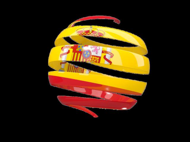 Spain Flag Transparent Background