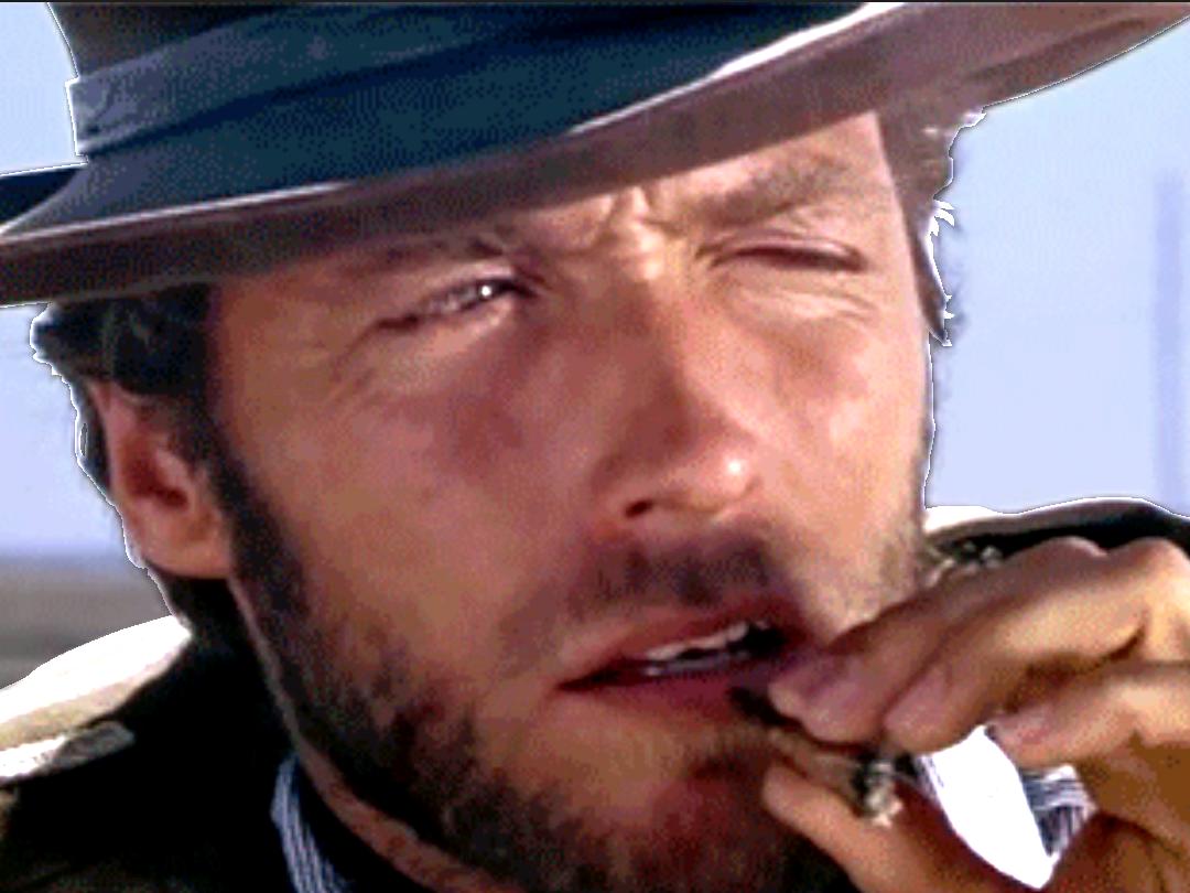 Clint Eastwood PNG HD Quality